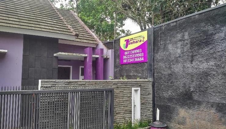 Jauhara Homestay 2 Malang - Exterior