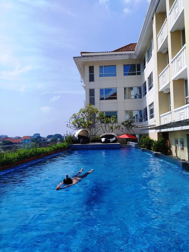 Hotel Grand Zuri Yogyakarta - Exterior