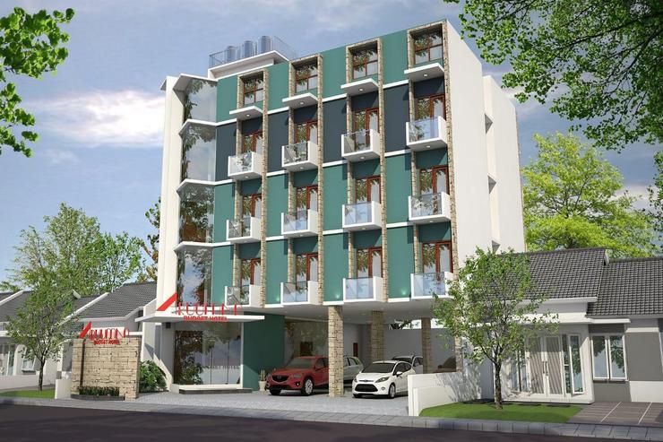 Aruuman Hotel Simpanglima Semarang Semarang - Facade