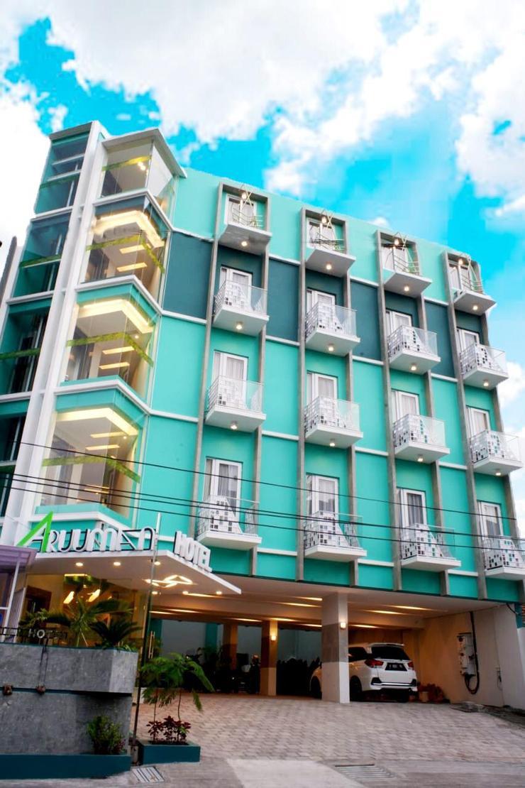 Aruuman Hotel Simpanglima Semarang Semarang - View