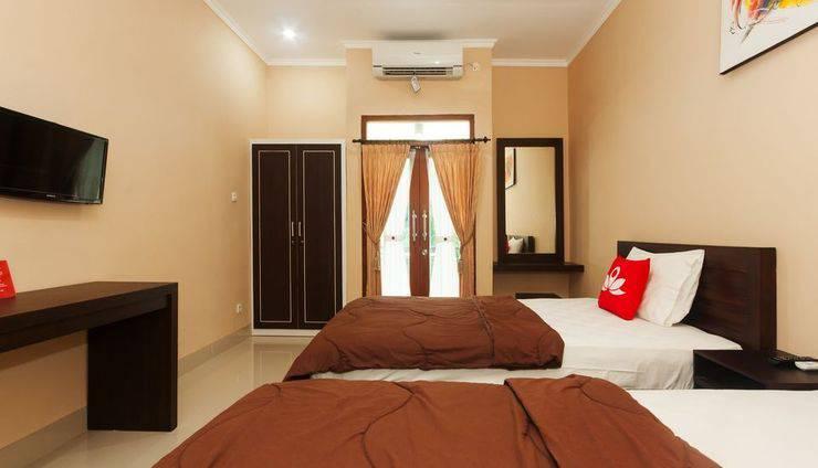 ZenRooms Bukit Jimbaran Buana Bali - Tempat tidur Twin