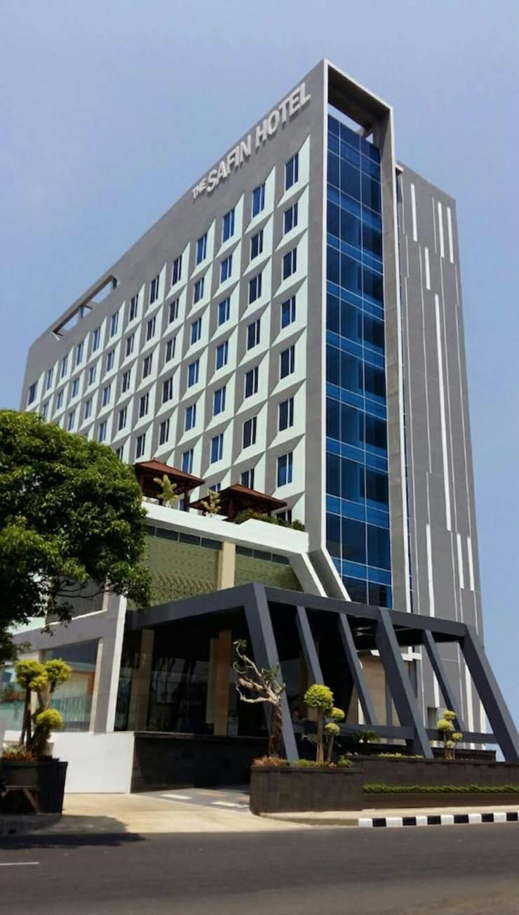 Hotel Safin Pati Pati - Front of Property
