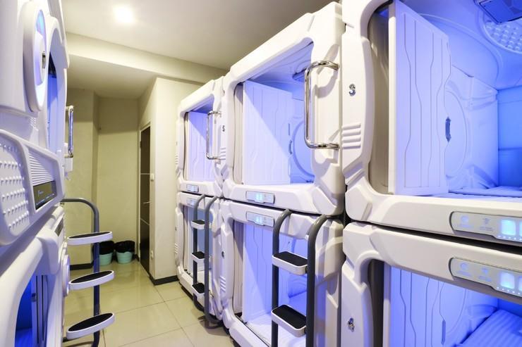 Tab Capsule Surabaya Surabaya - Room