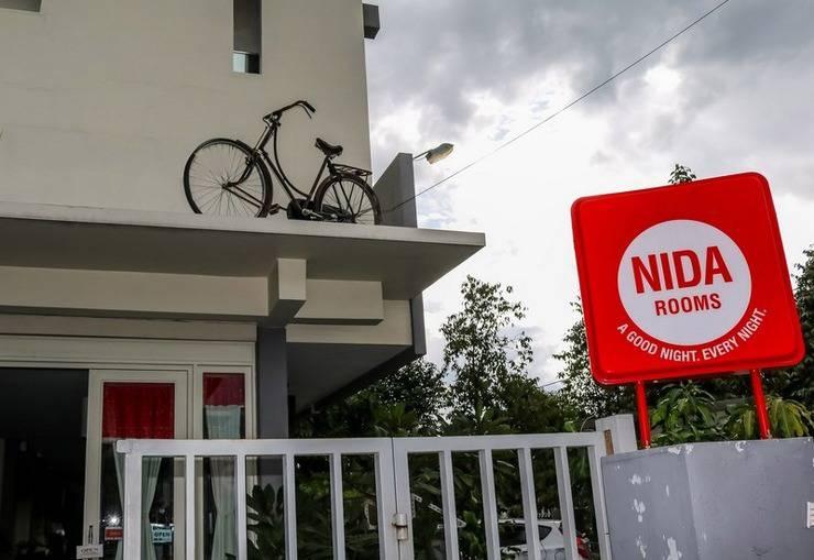 NIDA Rooms Selayang 28 Medan Baru - Penampilan