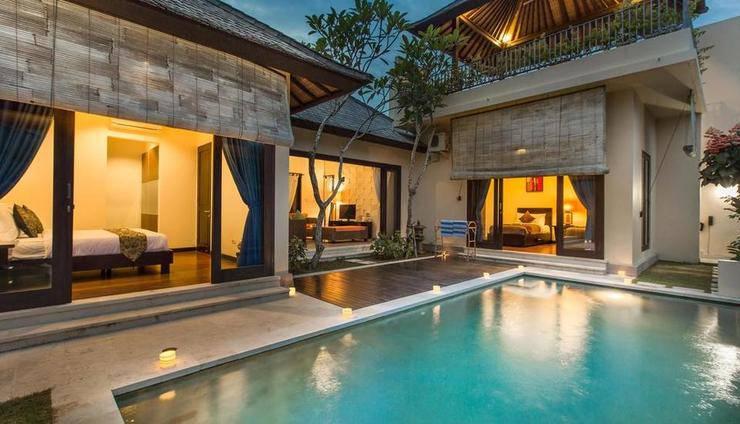The Reika Villas by Nagisa Bali Bali - Kolam Renang