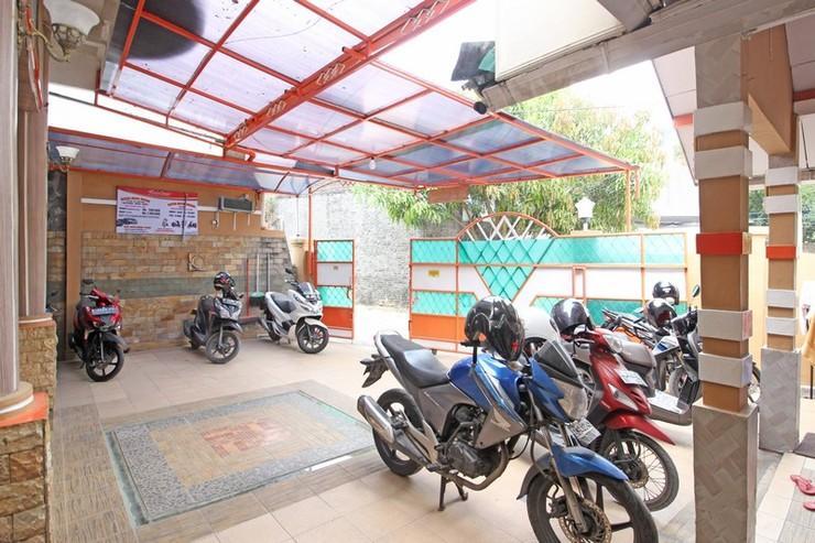 RedDoorz near Mall Ambarukmo Yogyakarta Yogyakarta - Area Parkir