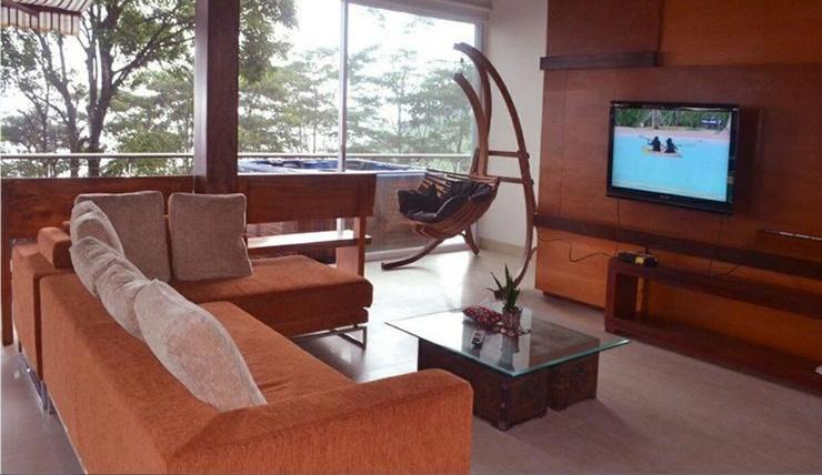 ION Villa Padang - Interior