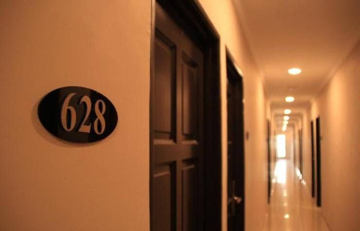Barelang Hotel Batam - Koridor