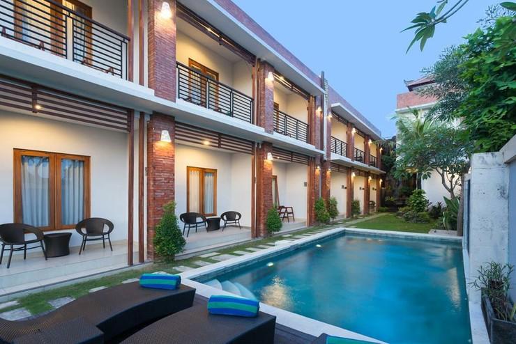 Rabasta Kubu Bali Suites Seminyak Bali - exterior