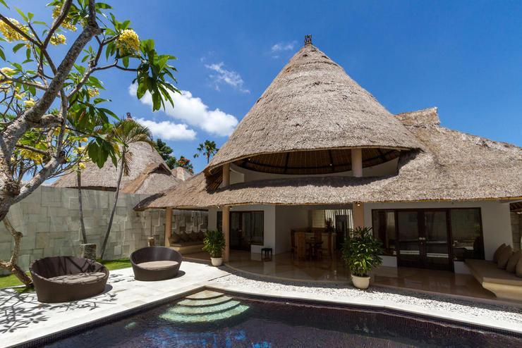 Bvilla+Seaside Bali - exterior