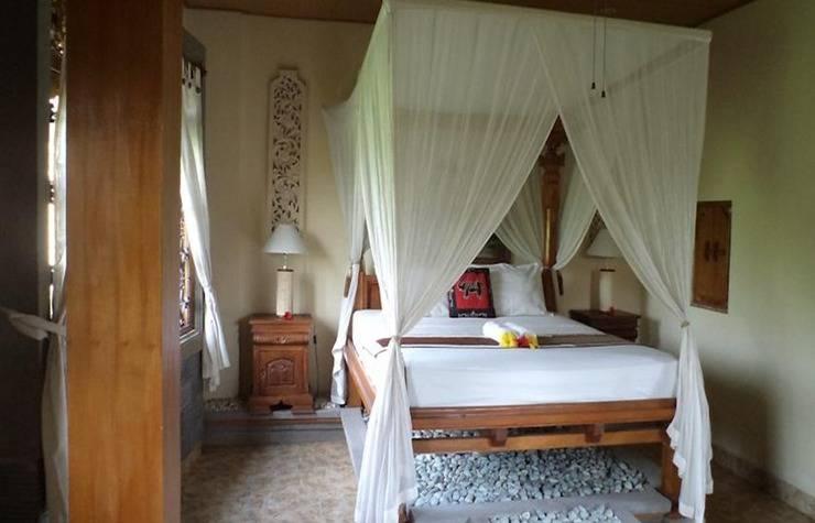 Ala's Green Lagoon Bali - Kamar Deluxe