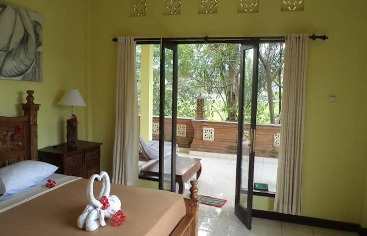Ala's Green Lagoon Bali - Kamar tamu
