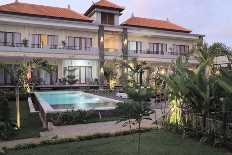 Mailaku House Bali - Pool