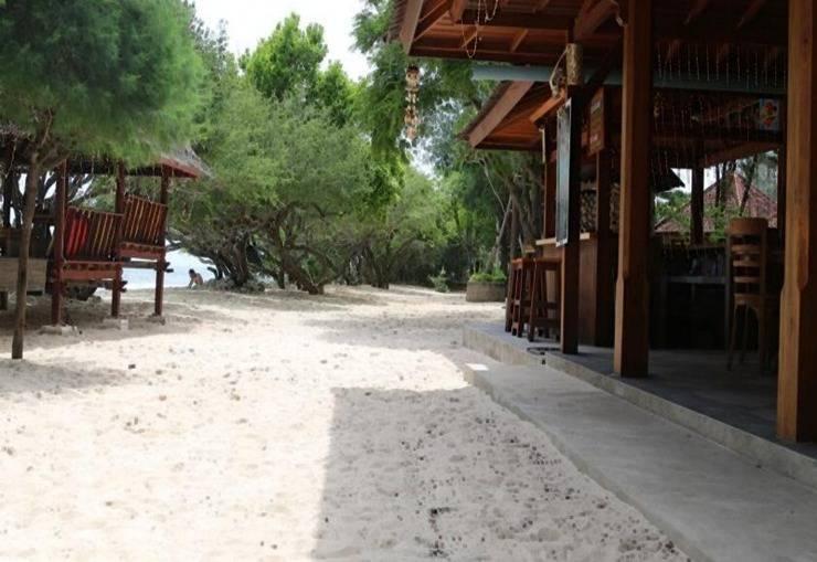 Birumeno Beach Bungalow Lombok - Eksterior