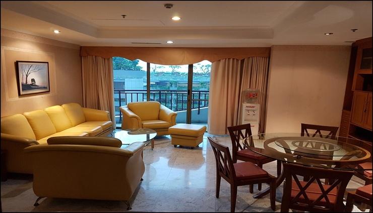 Apartemen Condominum Regency 3 Kamar Tunjungan Plaza Surabaya - interior