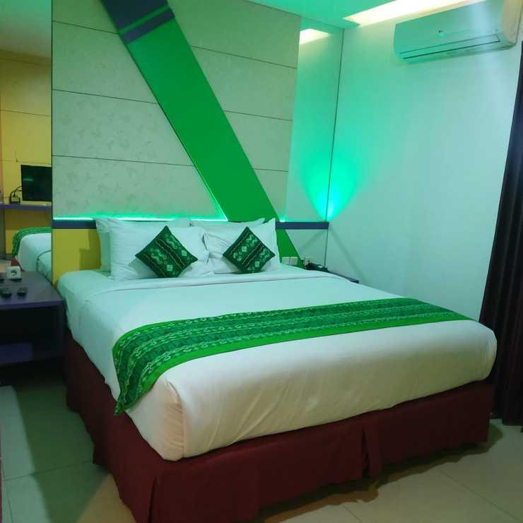 Hotel Pesona Banjarmasin Banjarmasin - Kamar Tamu