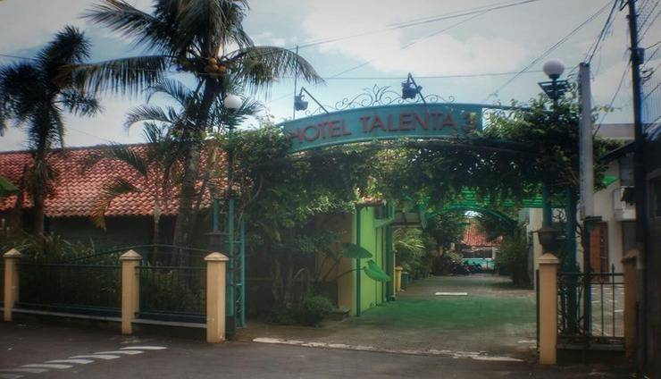 Hotel Talenta 3 Yogyakarta - Exterior