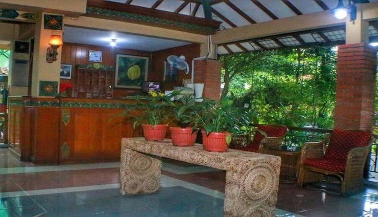 Hotel Talenta 3 Yogyakarta - Lobby