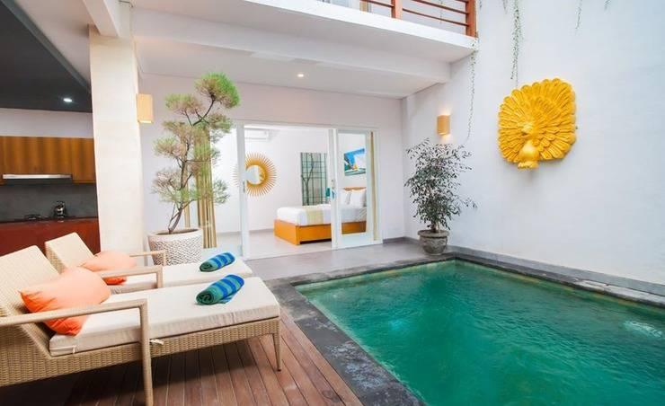 Review Hotel Apple Villa and Studios Seminyak (Bali)