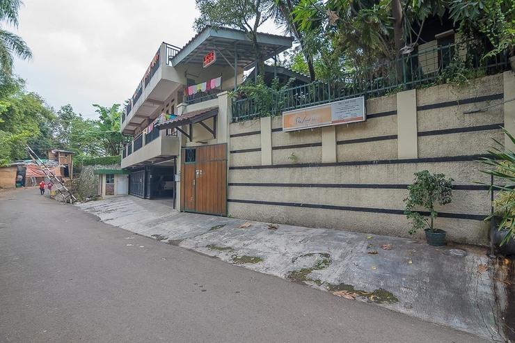 RedDoorz near Exit Toll Pasteur 3 Bandung - Eksterior