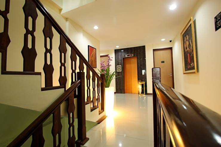 Ohana Hotel Kuta - lobby