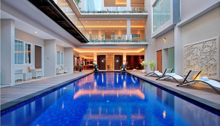 Ohana Hotel Kuta - kolam renang