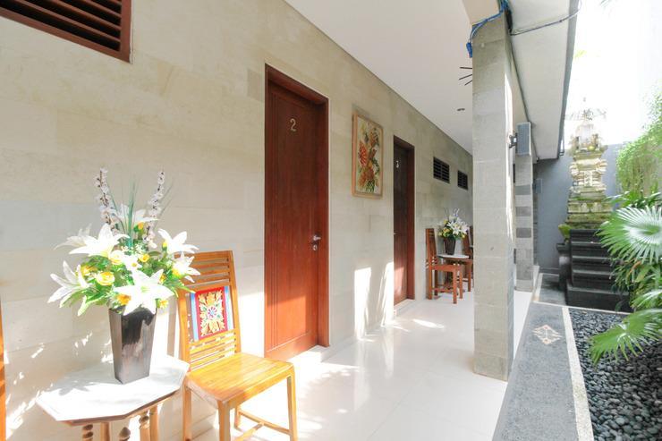 Airy Jimbaran Parigata C5 Bali - Corridor