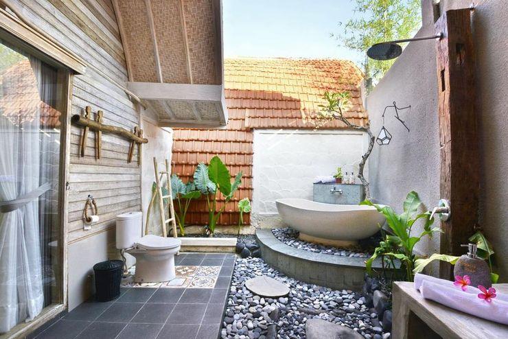 Kompyang Cottage Bali - Bathroom