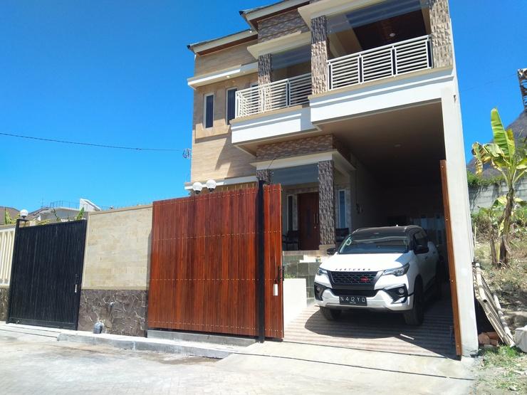 Villa Kusuma 24 Malang - Facade