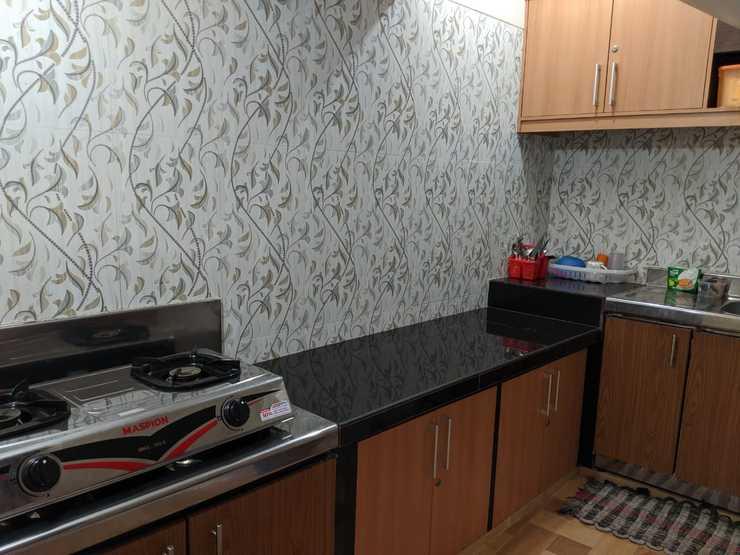 Villa Kusuma 24 Malang - kitchen