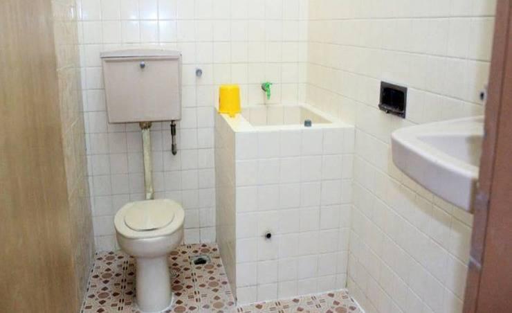 Hotel Makuta Yogyakarta - Kamar mandi