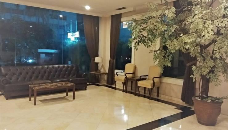 Hotel Banian Bulevar Jakarta - LOBBY
