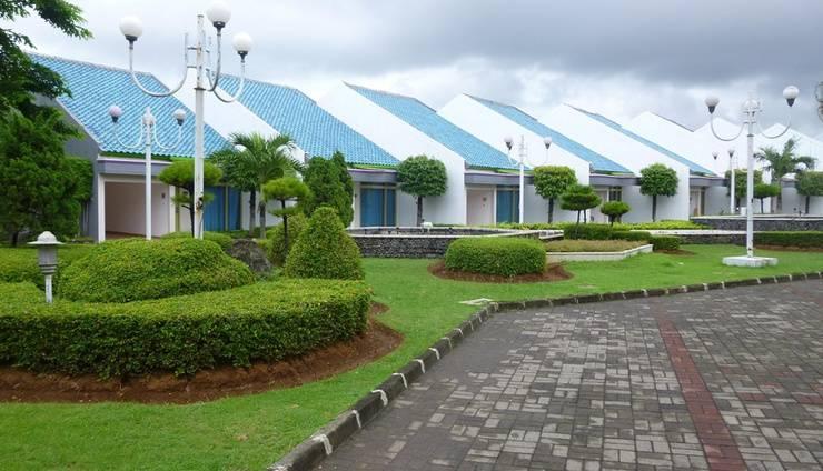 Puri Garden Semarang - Tampilan Luar Hotel