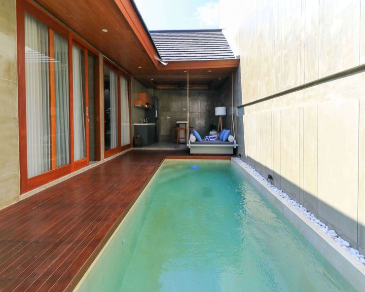Aqilah Villa Bali - Kolam Renang Pribadi