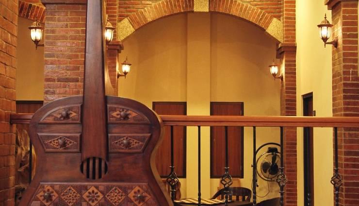 Jacatra Homestay Malang - Lobby