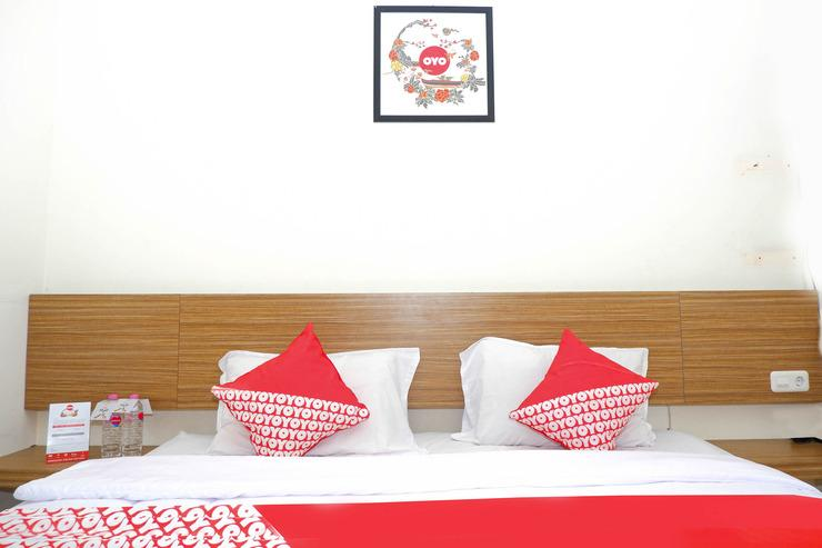 OYO 381 House Of Blessing Guest House Semarang - Bedroom