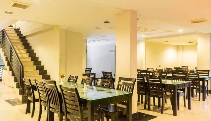 Hotel Grand Darussalam Medan - Restaurant