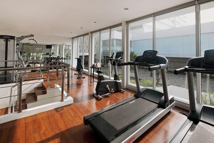 Hotel Allium Tangerang - Fitness Facility