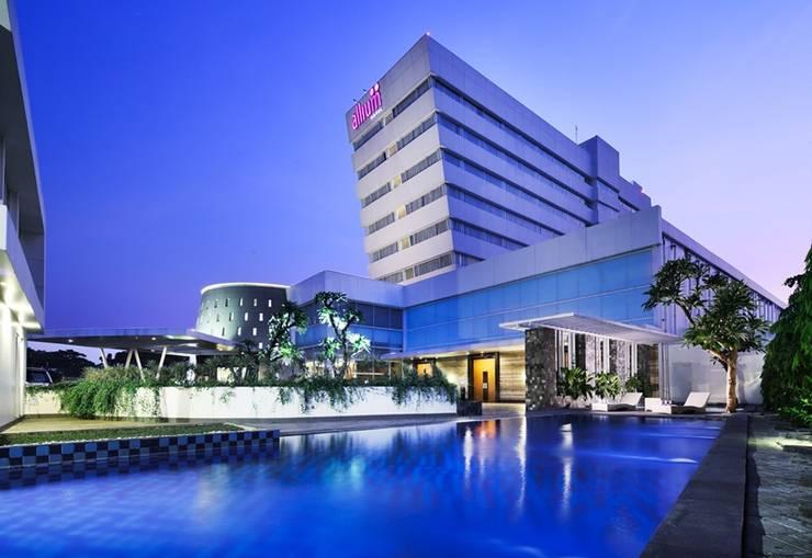 Hotel Allium Tangerang - Hotel Building