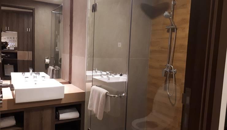 Kyriad Hotel Metro Cipulir Jakarta - Bathroom