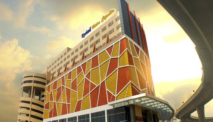 Kyriad Hotel Metro Cipulir Jakarta - Exterior