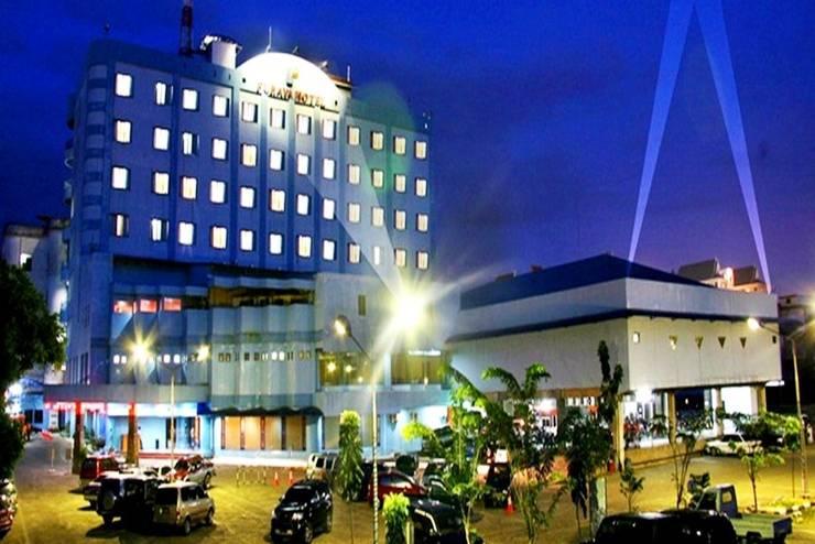 Hotel Furaya Pekanbaru - Tampilan Luar Hotel