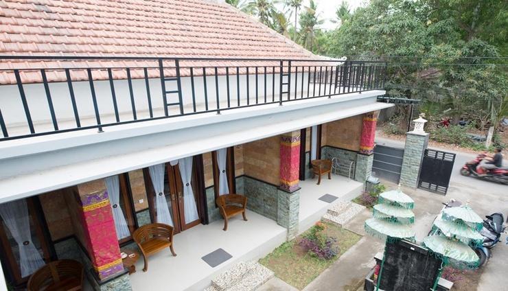 Jevon Cottage Bali - Facade