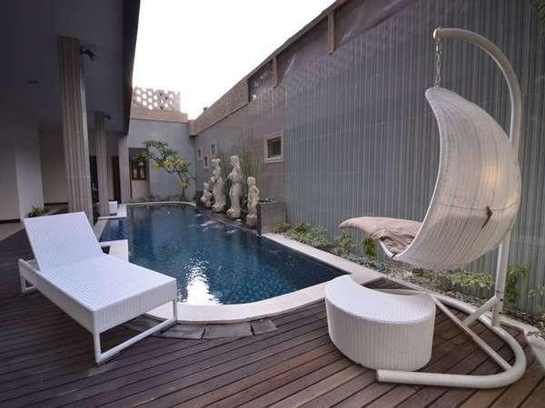 Hawaii Bali Hotel Bali - Swimming Pool