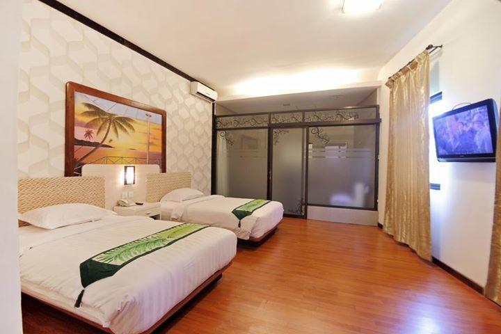 Hawaii Bali Hotel Bali - Triple Room