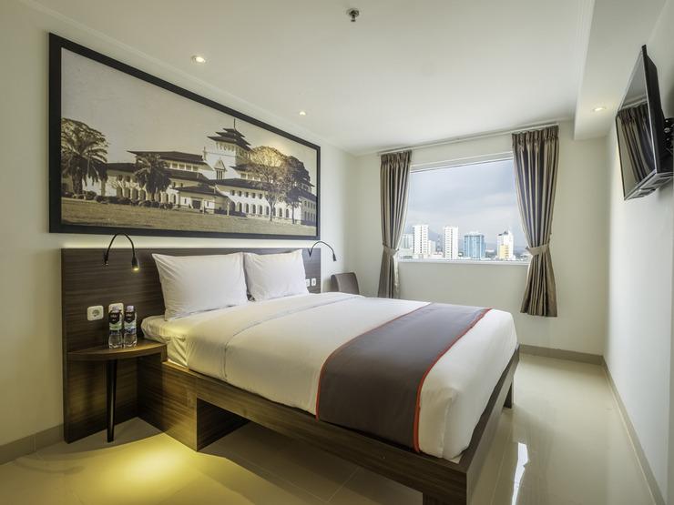 Collection O 22 Hotel Pasar Baru Heritage Bandung - Guestroom D/D