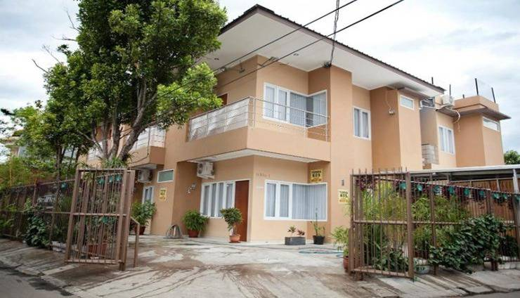 Jaksa Guest House Near Alun-Alun Bandung Bandung - Exterior