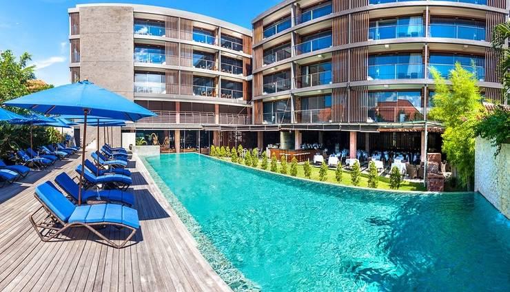 Watermark Hotel Bali - Ambiance