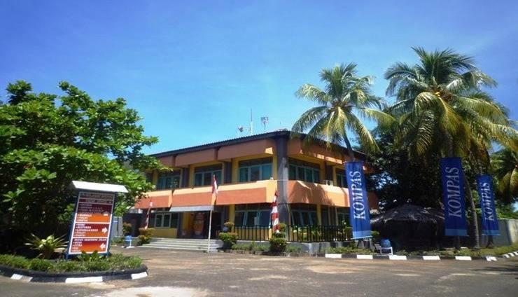Wisma Kompas Gramedia Karang Bolong Serang - Exterior