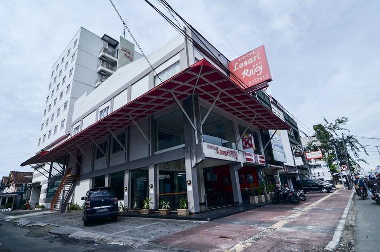 Losari Roxy Hotel Jakarta - Featured Image